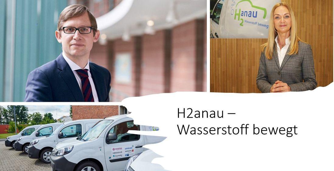 Standortleiterin Kerstin Oberhaus moderierte die Abschlussveranstaltung, die unter Beteiligung von Staatsekretär Jens Deutschendorf, hessisches Wirtschaftsministerium, stattfand.